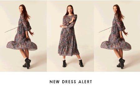 Fall's It Dress Is Here