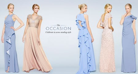 Shop Our Evening Gowns