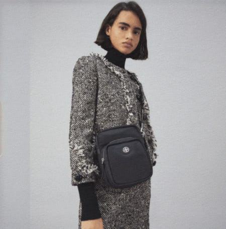 The New Nylon from Tory Burch