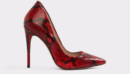 Cassedy Red Misc. Women's Pumps