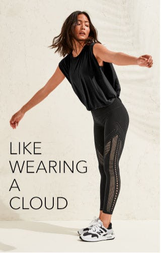Like Wearing A Cloud from Athleta