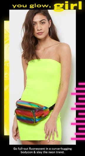 Check Our New Neon from rue21