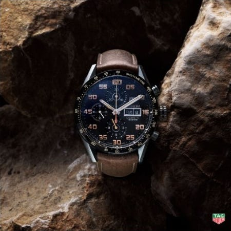 TAG Heuer Carrera Caliber 16 Tachymeter Watch