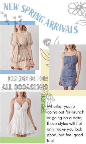 New Spring Arrivals from Papaya