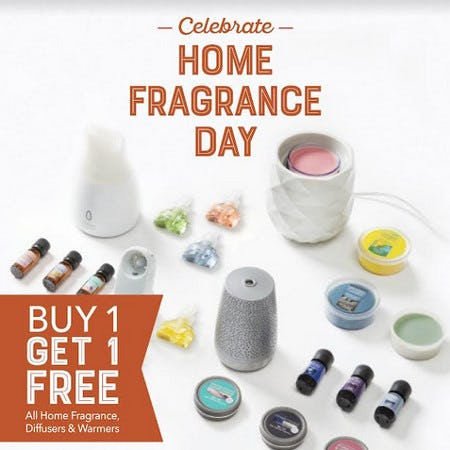 Home Fragrance Day at Yankee Candle! from Yankee Candle Company