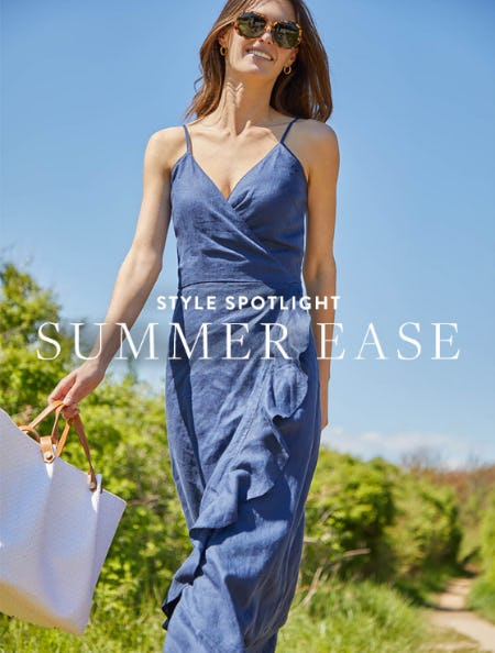The Perfect Summer Maxi Dress from J. Mclaughlin