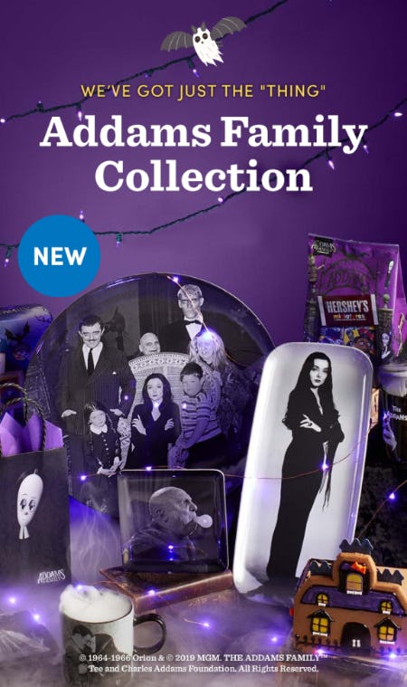 The Addams Family Collection from Cost Plus World Market