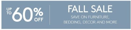 Fall Sale: Up to 60% Off from Pottery Barn Kids