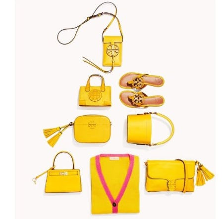 The Tory Tree from Tory Burch