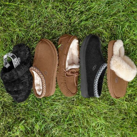 UGG® Moccasins, Clogs and Slippers from Journeys Kidz