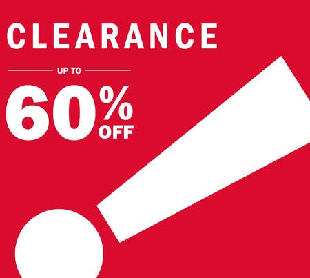 Clearance Up to 60% Off from Old Navy
