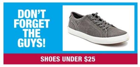 Shop Shoes Under $25 from Burlington