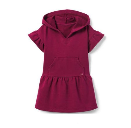 Hooded Dress from Janie and Jack