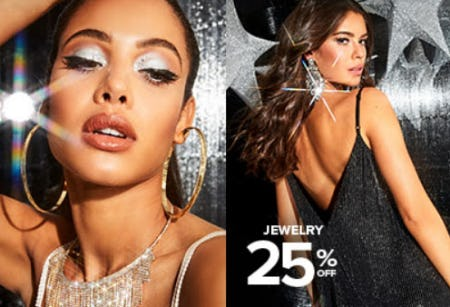 25% Off Jewelry from Rainbow