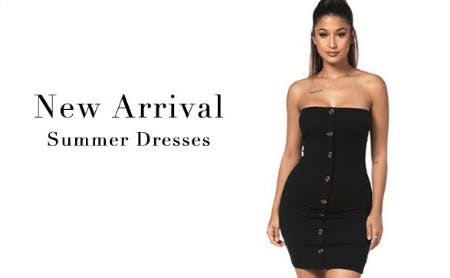 New Arrival: Summer Dresses from Papaya