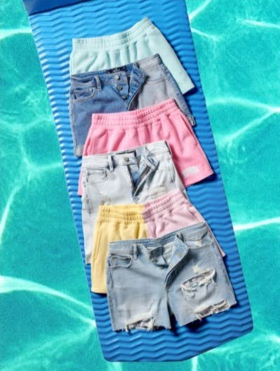 Shorts to Get in To from Hollister Co.