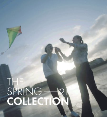 Introducing: The Spring '21 Collection from Ted Baker London