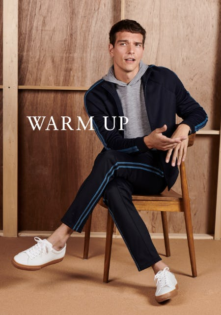 Ultra-Warm Leisurewear from Vince