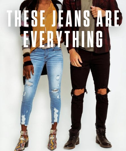 These Jeans are Everything
