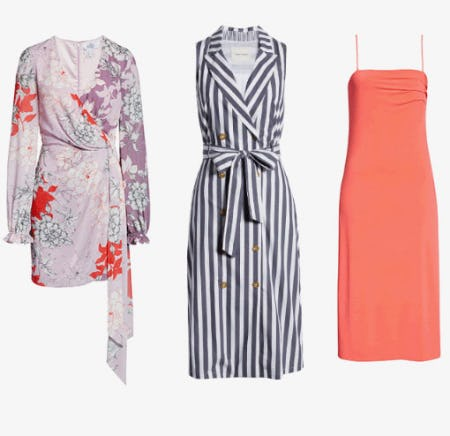 Must-Wear Dresses and Jumpsuits for Every Occasion from Nordstrom