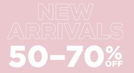 New Arrivals 50-70% Off from Aéropostale