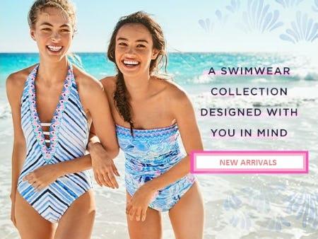 Swoon-Worthy Swimwear from Lilly Pulitzer