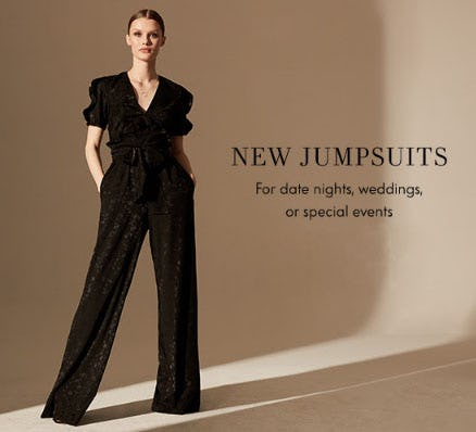 New Jumpsuits