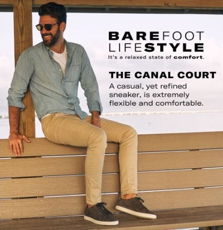 Step Into Summer in the Canal Court from Allen Edmonds