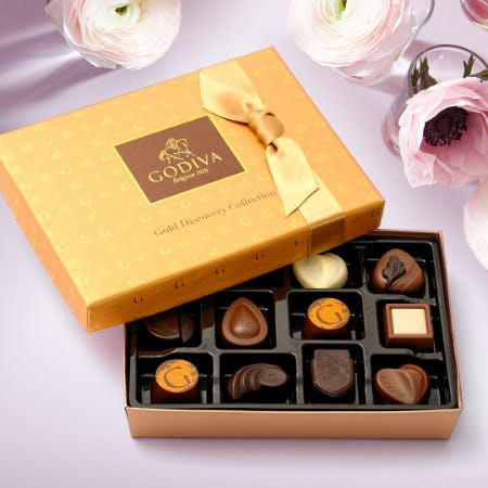 TREAT YOURSELF! from Godiva Chocolatier