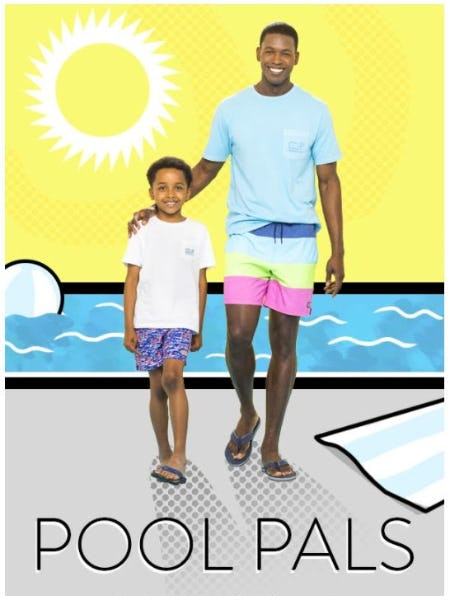 Swimwear for Every Guy in the Family from Von Maur