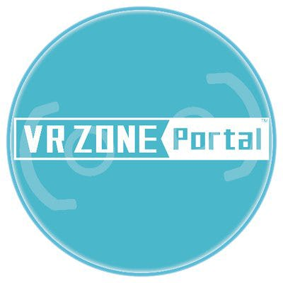 The Vr Zone Logo