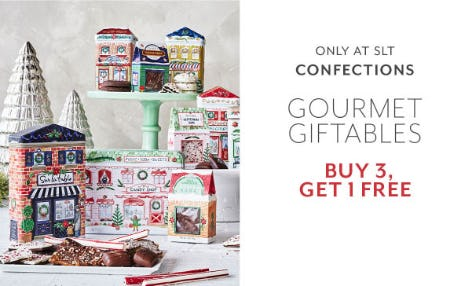 B3G1 Free Gourmet Giftables from Sur La Table