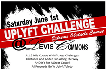 Uplyft Challenge Obstacle Course