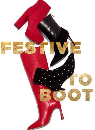 Fete-Ready Boots from Vince Camuto