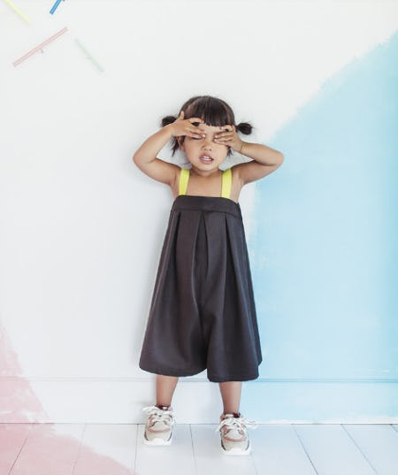 New Art-Inspired Collection for Kids from ZARA