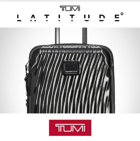 Introducing Latitude from TUMI