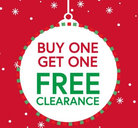 Buy One, Get One Free Clearance from Things Remembered