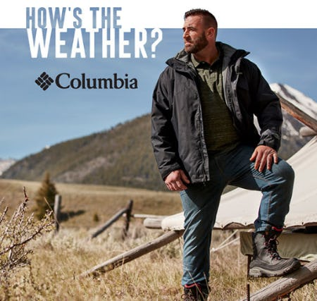 Columbia Winter Gear from Dxl Mens Apparel