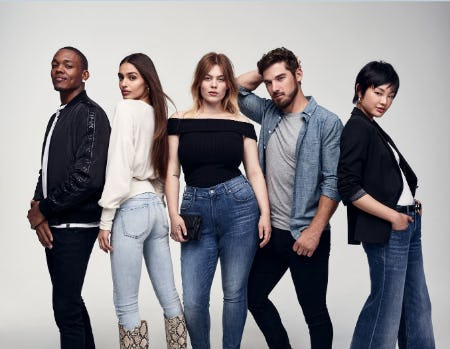 All Jeans $29.95 from Express Factory