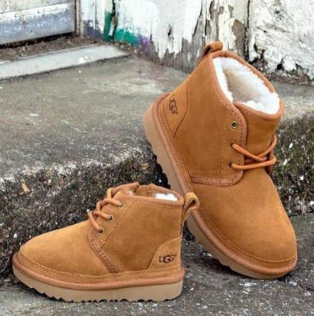 Youth/Tween UGG® Neumel II Boots from Journeys Kidz