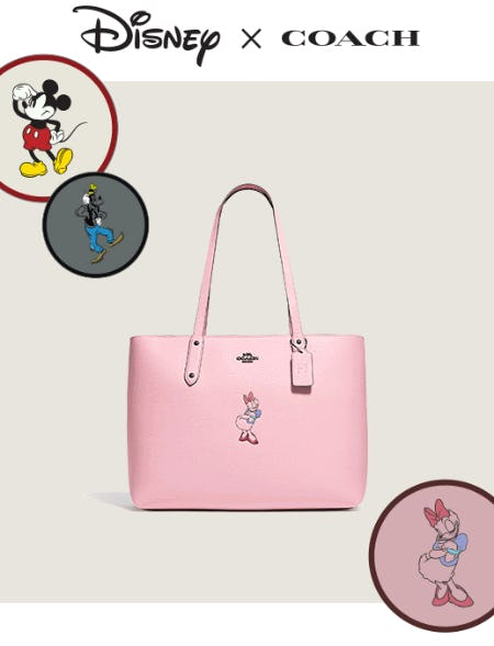 New Disney x Coach Bags from Coach