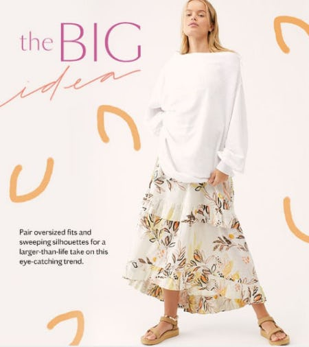 The Big Idea from Free People