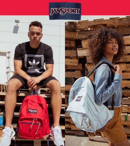 Backpacks From Jansport from Tillys