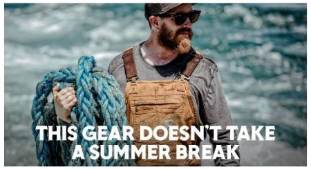 Summer Essentials from Carhartt