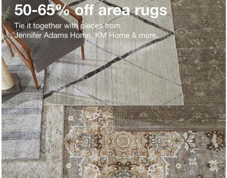 50-65% Off Area Rugs from macy's