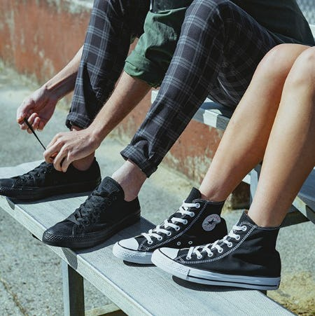 Converse Athletic Shoes from Journeys