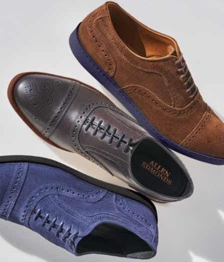 Evolution of an Icon: Strand Oxford from Allen Edmonds