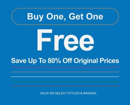 Buy One, Get One Free from Zumiez