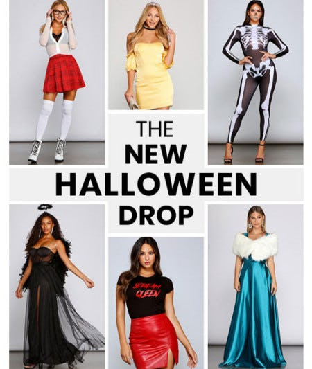The New Halloween Drop from Windsor