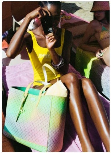 The Beach Collection: Turn Up the Heat from Jimmy Choo